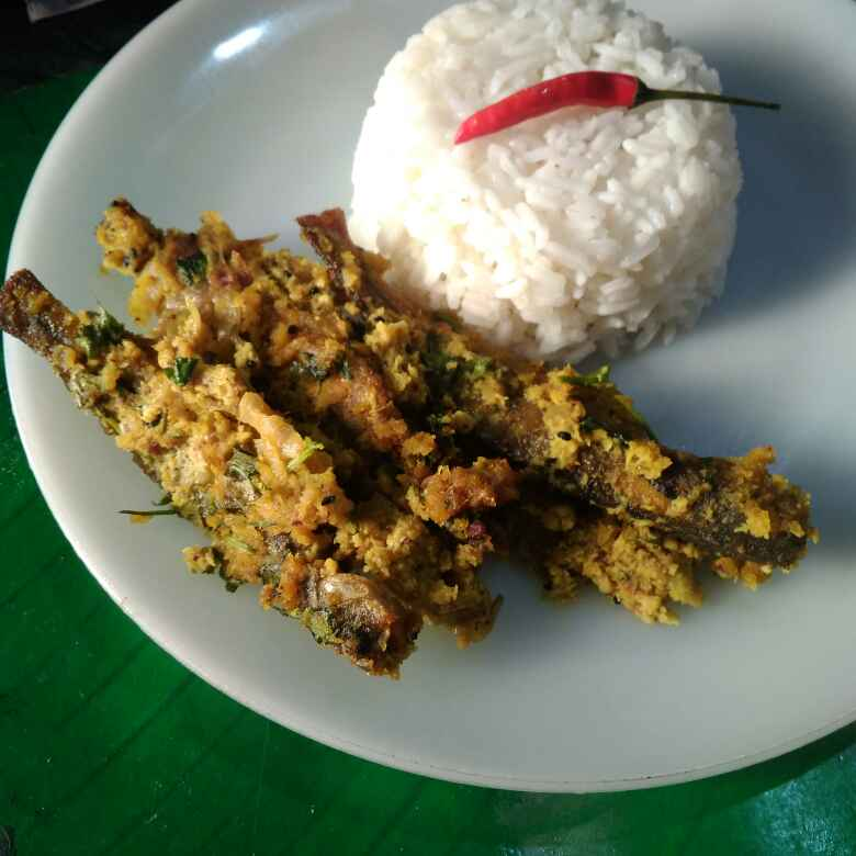 Photo of Baked coconut tangra by Juthika Ray at BetterButter
