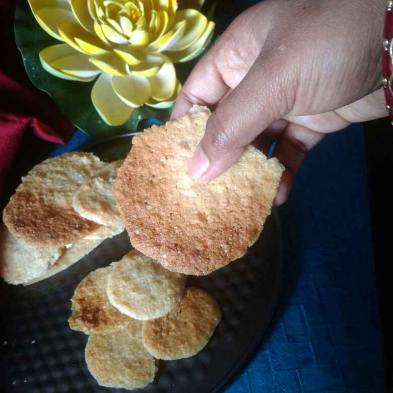Photo of Oats coconut biscuit by Juthika Ray at BetterButter