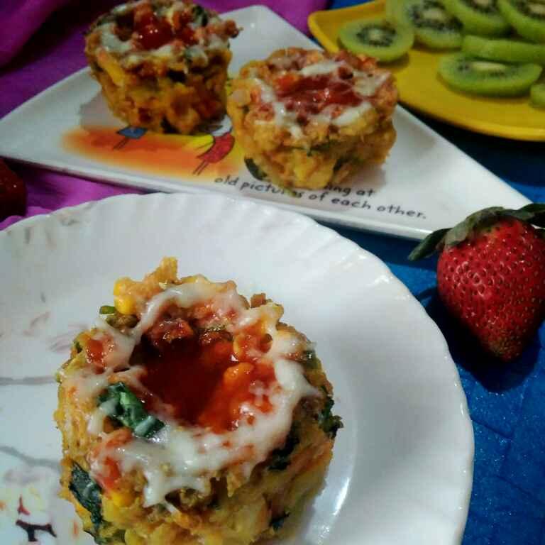 Photo of Savoury muffins by Juthika Ray at BetterButter
