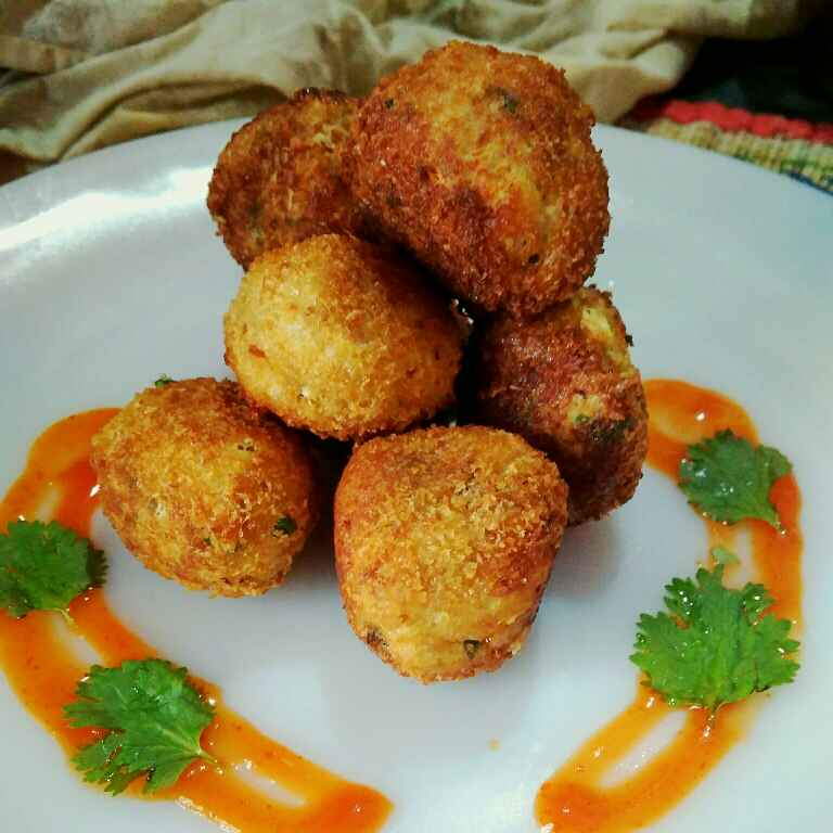 How to make ফিস বল