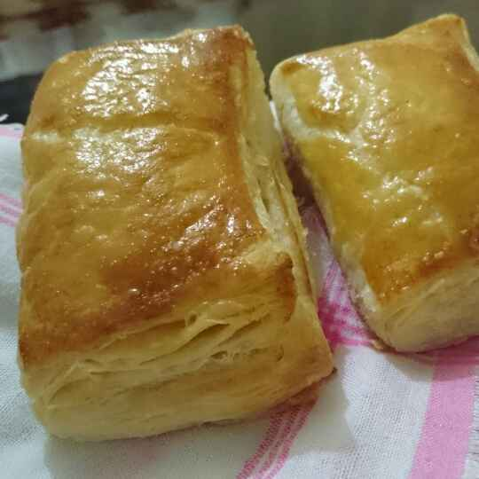 How to make Puff Pastry