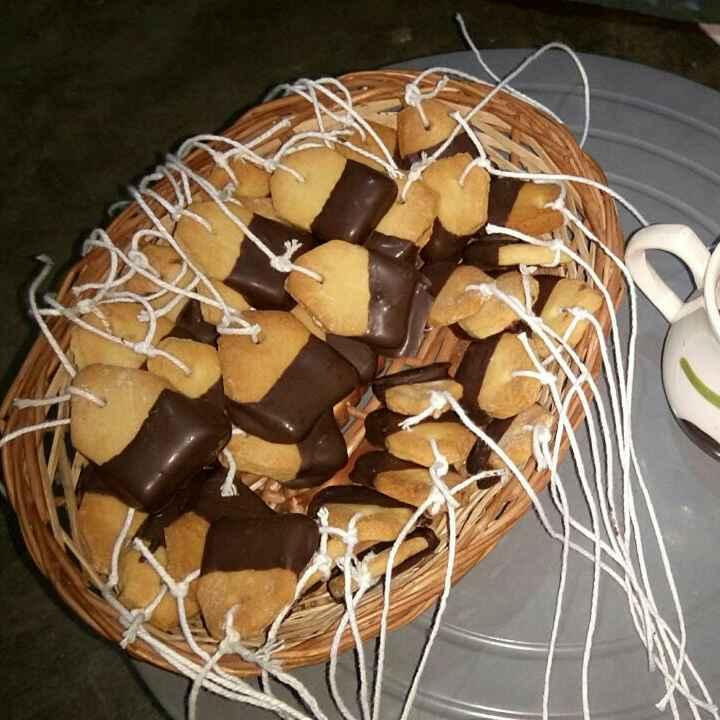 How to make Tea bag cookies