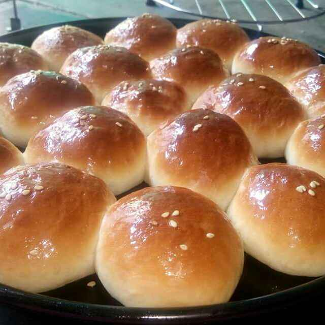 How to make Sweet buns