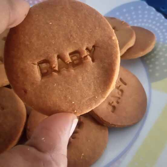 How to make Healthy whole wheat jaggery cookies