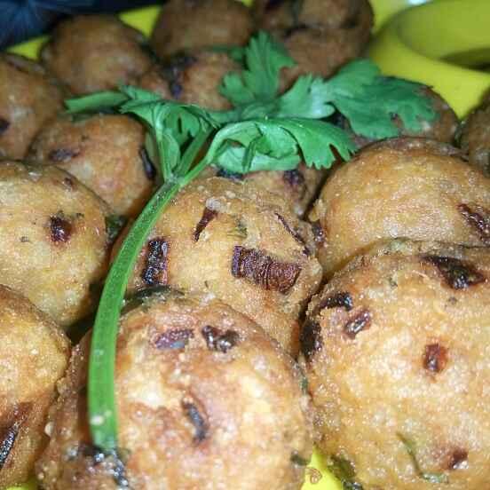 How to make Crispy Rice balls