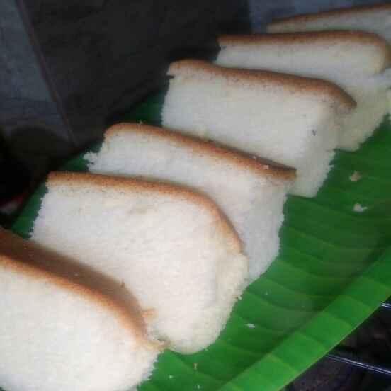 How to make Rice flour sponge cake