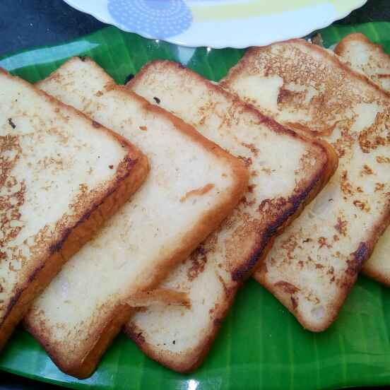 Photo of French bread Toast by Juvaireya R at BetterButter