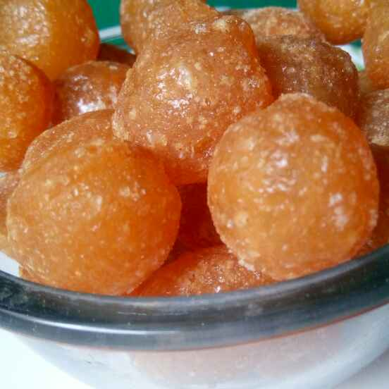 How to make Sugar Candy / ThenMittai