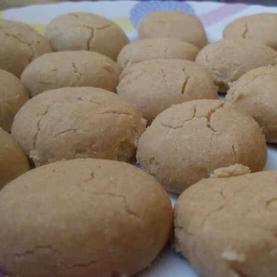 How to make Ghee Biscuit