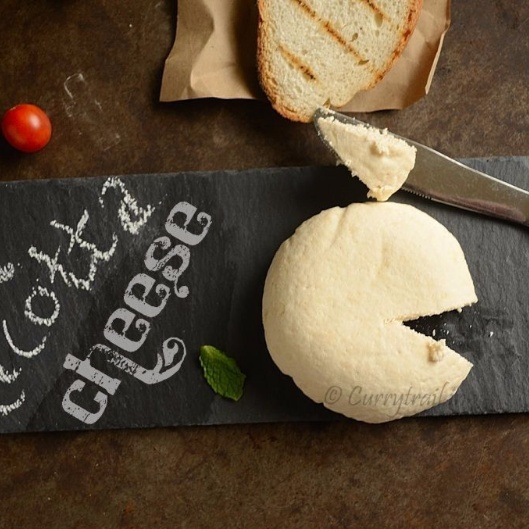 Photo of Homemade Ricotta Cheese by Jyothi Rajesh at BetterButter