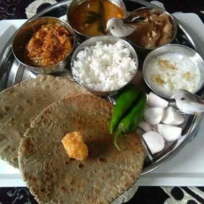 How to make Gujrati thali