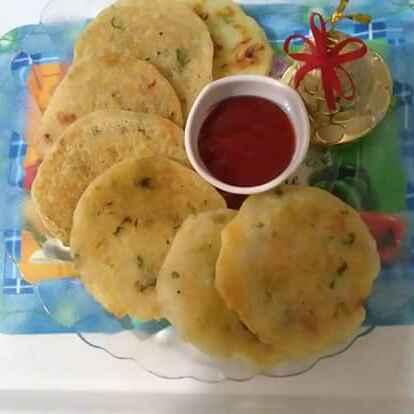 Photo of Suji pancake by Jyoti Adwani at BetterButter