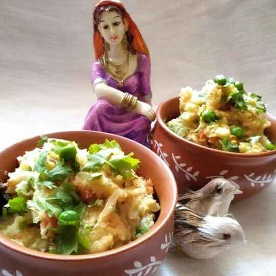 Photo of Maggi masala khichu by Jyoti Adwani at BetterButter