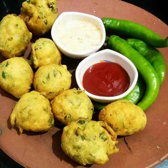 How to make Methi ke pakode