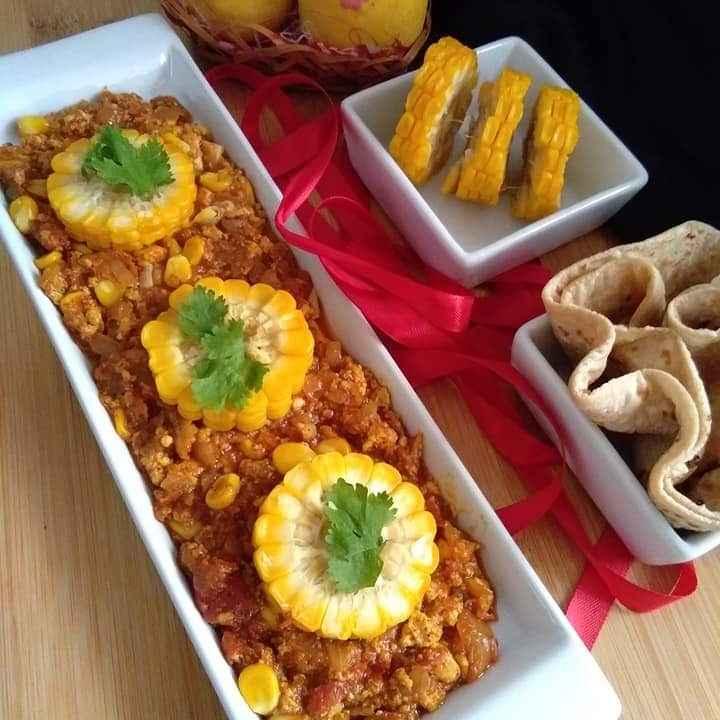 Photo of Corn paneer curry by Jyoti Adwani at BetterButter