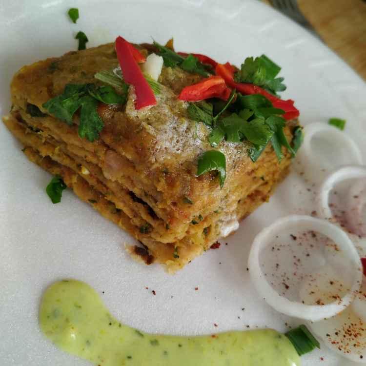 Photo of Roti lasagna by Jyoti Adwani at BetterButter