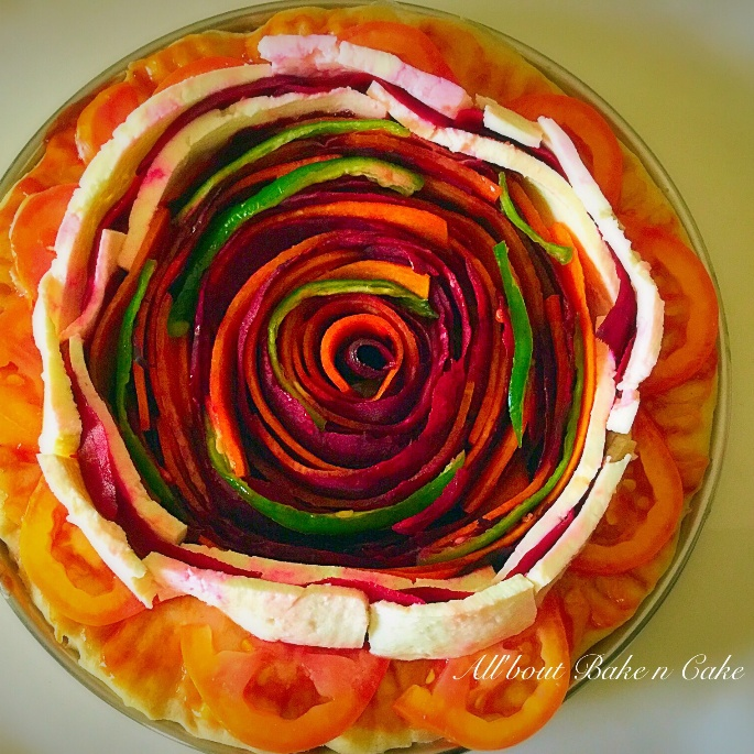 Photo of Cottage Cheese Vegetable Roulade by Jyoti Arora at BetterButter