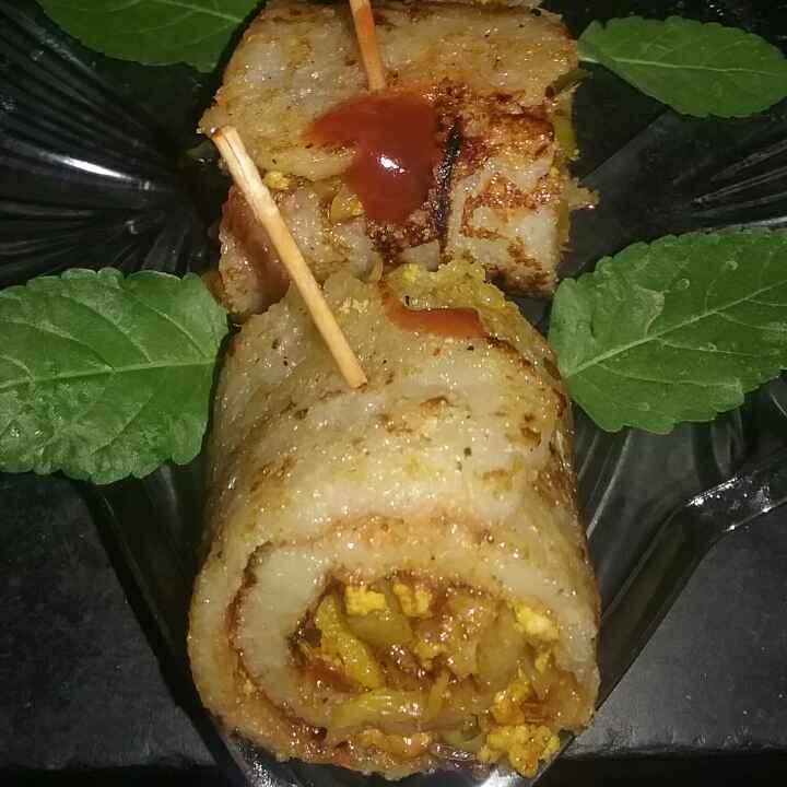 Photo of Suzi potato rolls by Jyoti Bansal at BetterButter