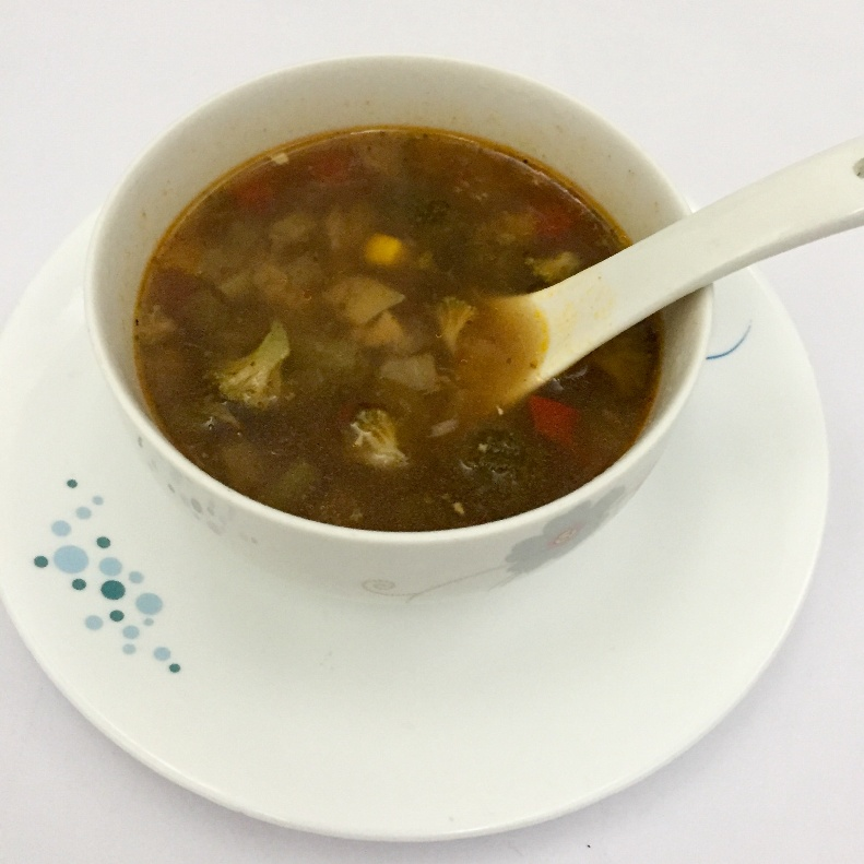 Photo of Veg. Sweet 'n' Sour Soup by Jyoti Bhalla Ahuja at BetterButter