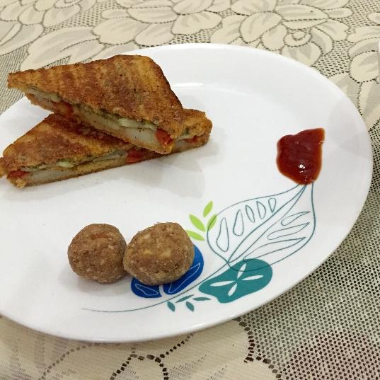 Photo of Aloo Sandwich by Jyoti Bhalla Ahuja at BetterButter