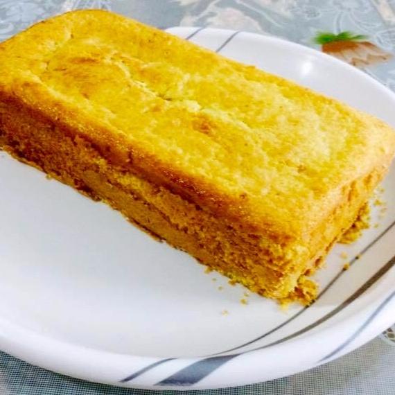 How to make Almond Tea-Time Cake