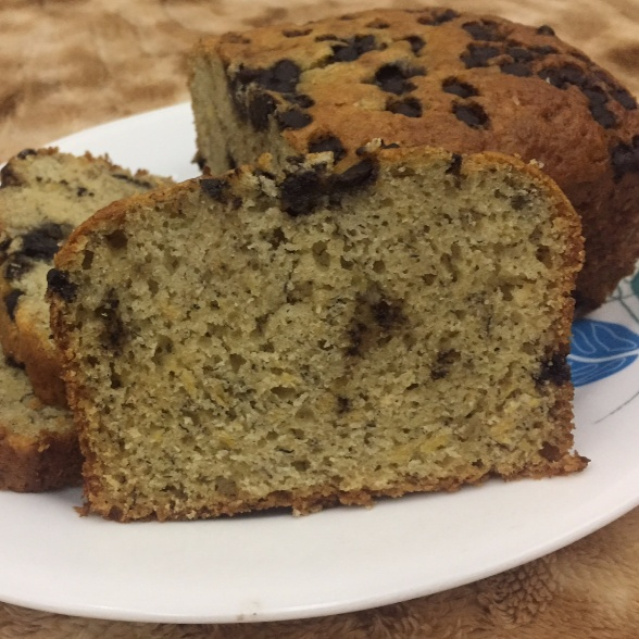 How to make Banana Chocolate Chip Bread
