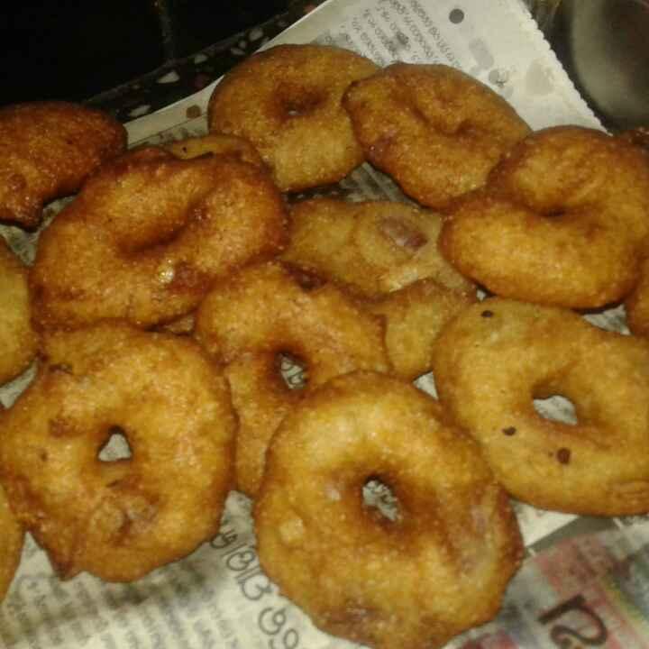How to make Sambar vada