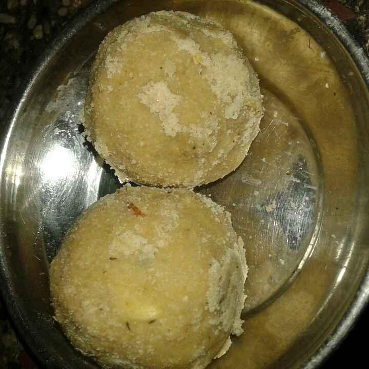 Photo of Gehun ke aate ke laddu by Jyoti Agrawal at BetterButter
