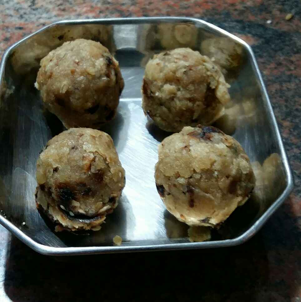 Photo of Chapati laddu by Jyoti Katvi at BetterButter