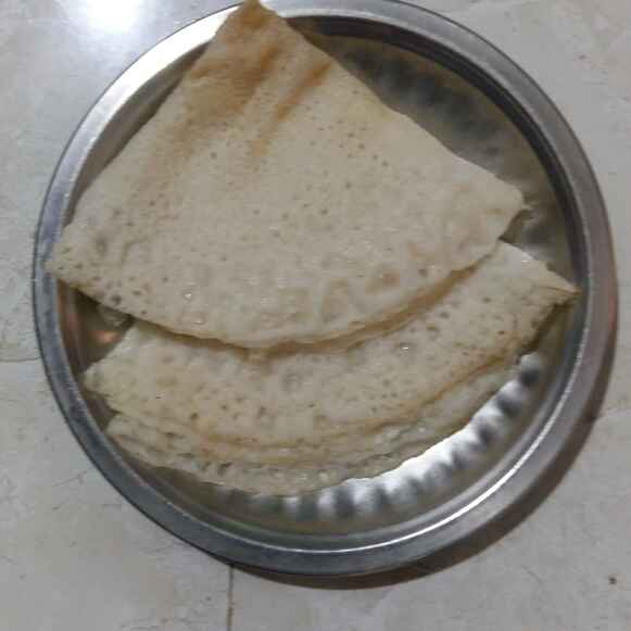 Photo of Rice flour dosa by Jyoti Katvi at BetterButter