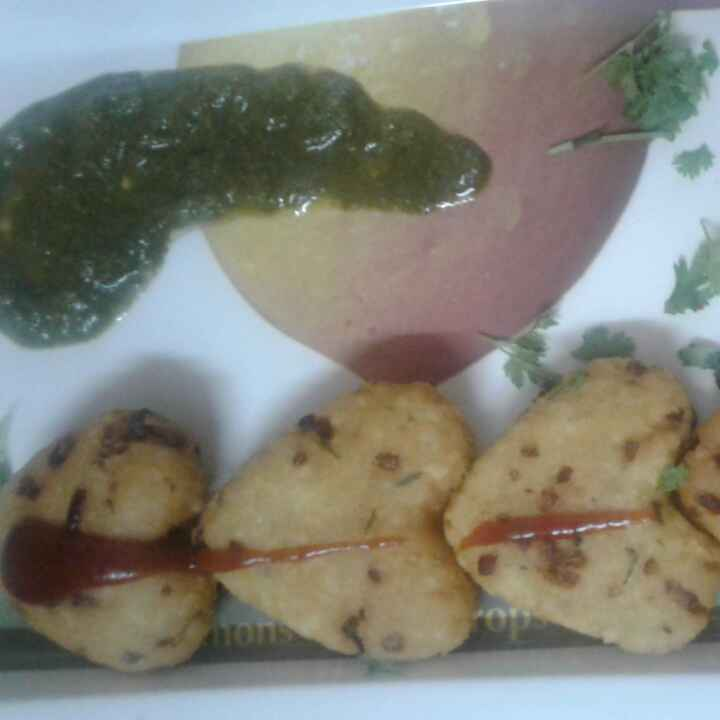 Photo of Poha cutlet by Jyoti Sharma at BetterButter