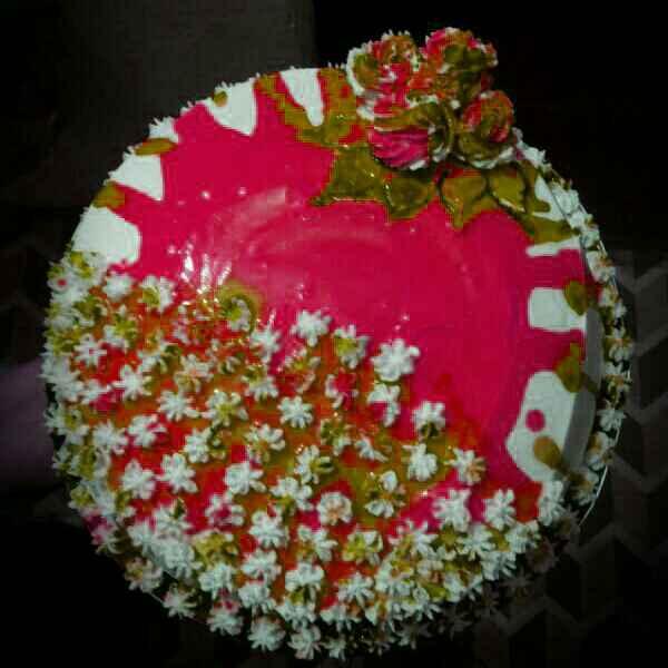How to make Strawberry velvet Cake
