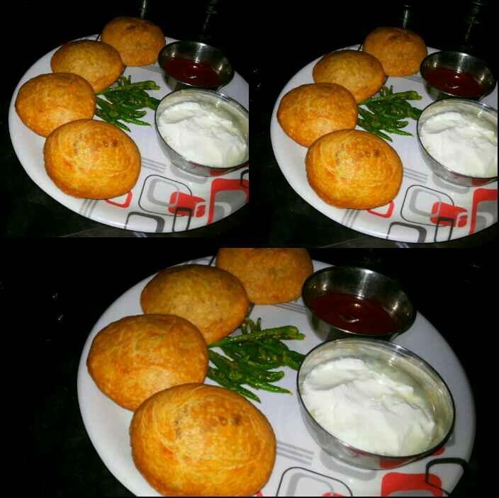 How to make Moong dal ki khasta kachori