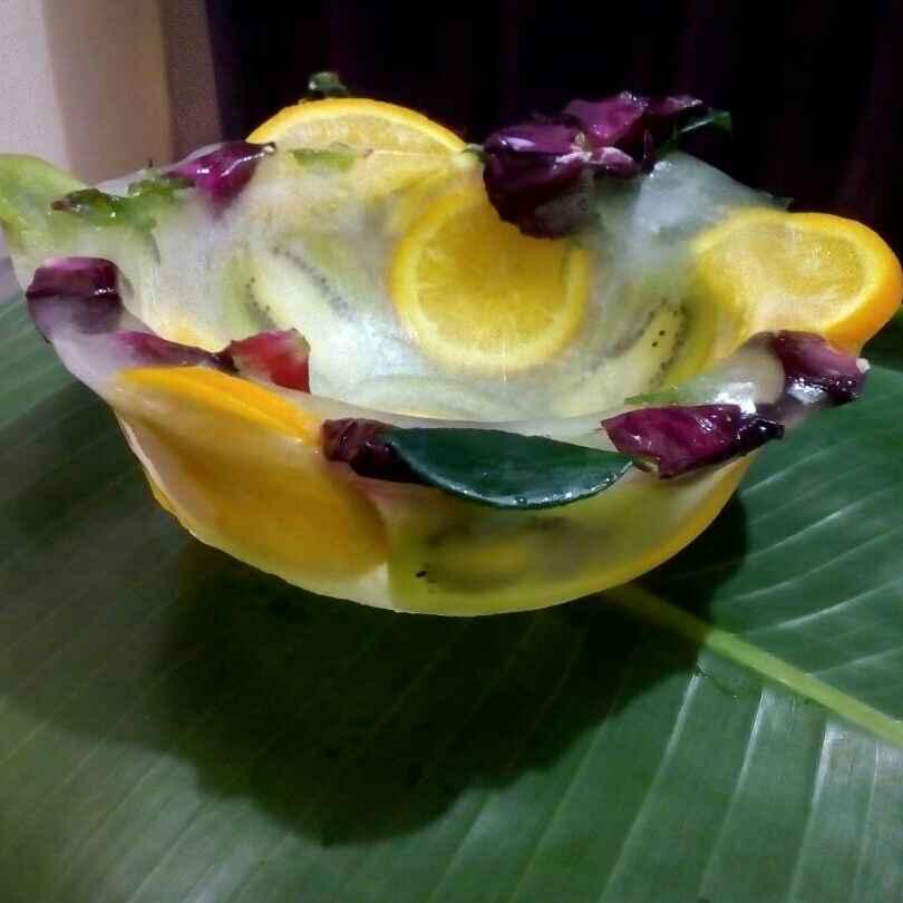 Photo of Jalebi ice-cream sandwich by JYOTI BHAGAT PARASIYA at BetterButter