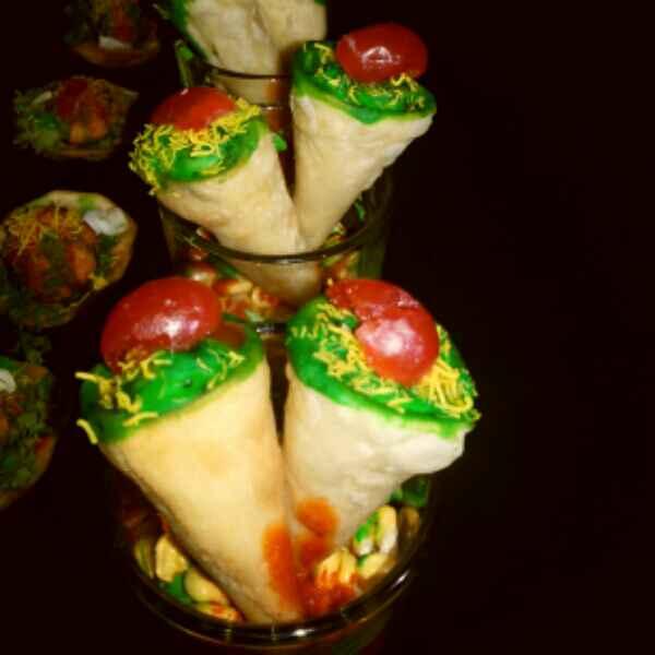 Photo of Veggie cone by JYOTI BHAGAT PARASIYA at BetterButter