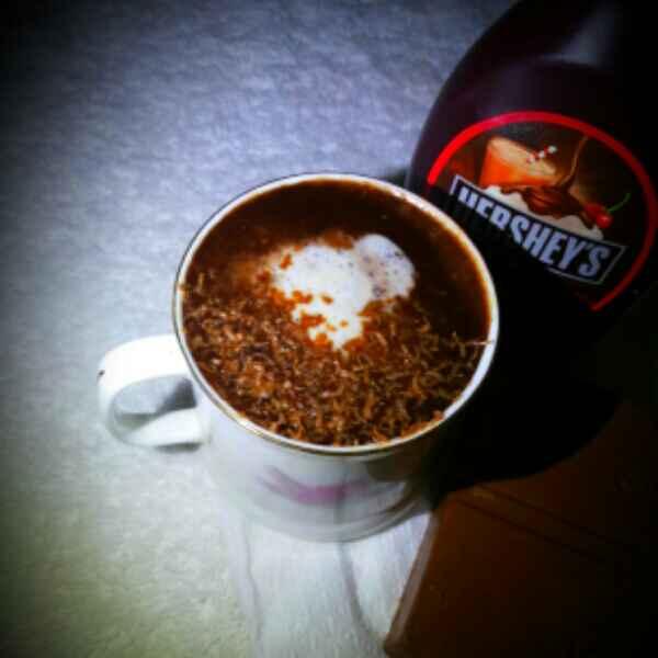 Photo of Hot chocolate by JYOTI BHAGAT PARASIYA at BetterButter