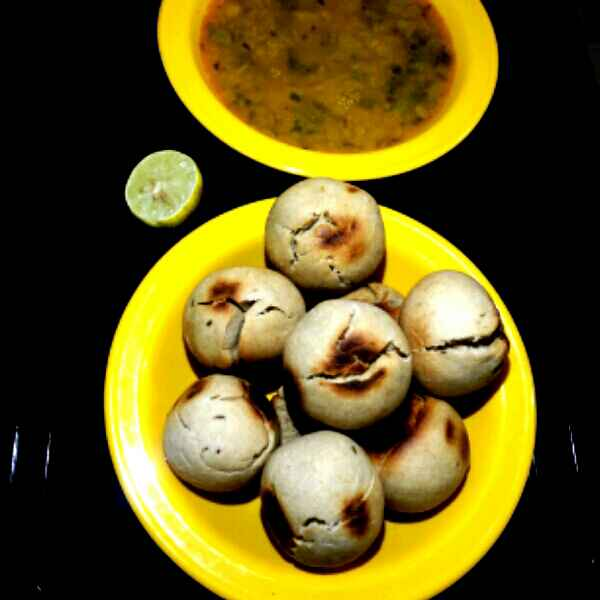 How to make Daal baati