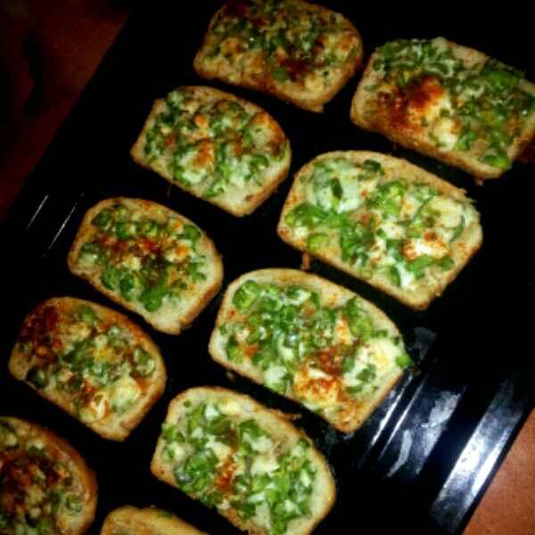 Photo of Cheese open toast by JYOTI BHAGAT PARASIYA at BetterButter