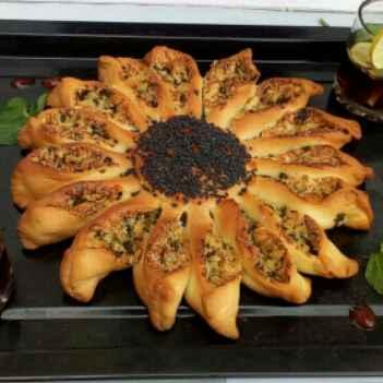 How to make Sun Flower Bread