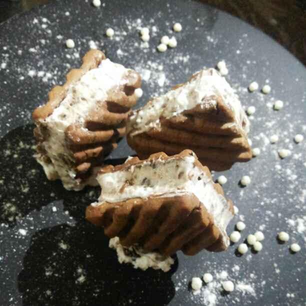 Photo of Cheese Icecream Sandvich by JYOTI BHAGAT PARASIYA at BetterButter