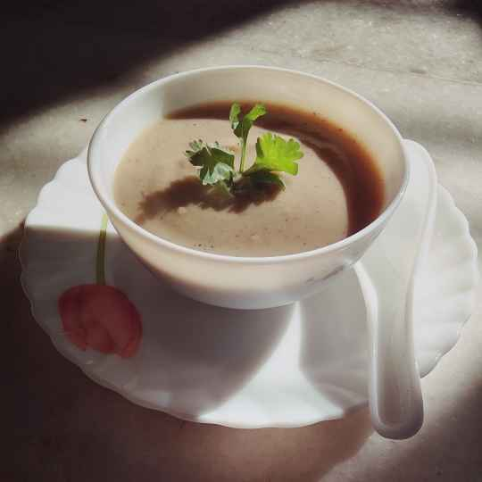 Photo of Roasted cauliflower soup by Kaberi Bhattacharya at BetterButter