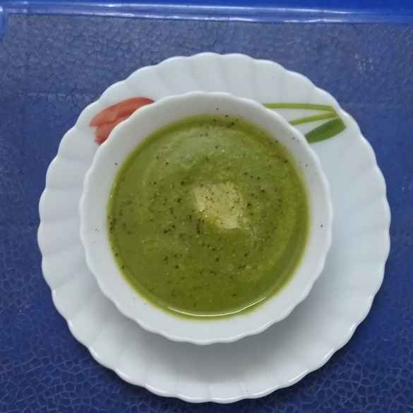 Photo of Brocoli spinach soup by Kaberi Bhattacharya at BetterButter