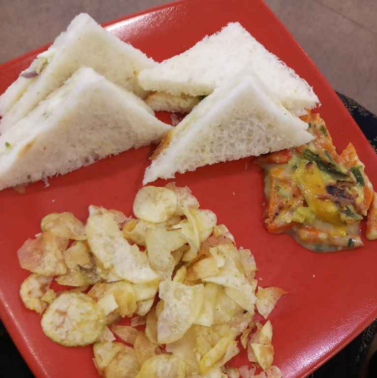 Photo of Egg sandwich.... by Kaberi Karmakar at BetterButter