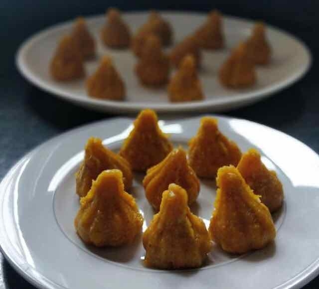 How to make Mango Modak
