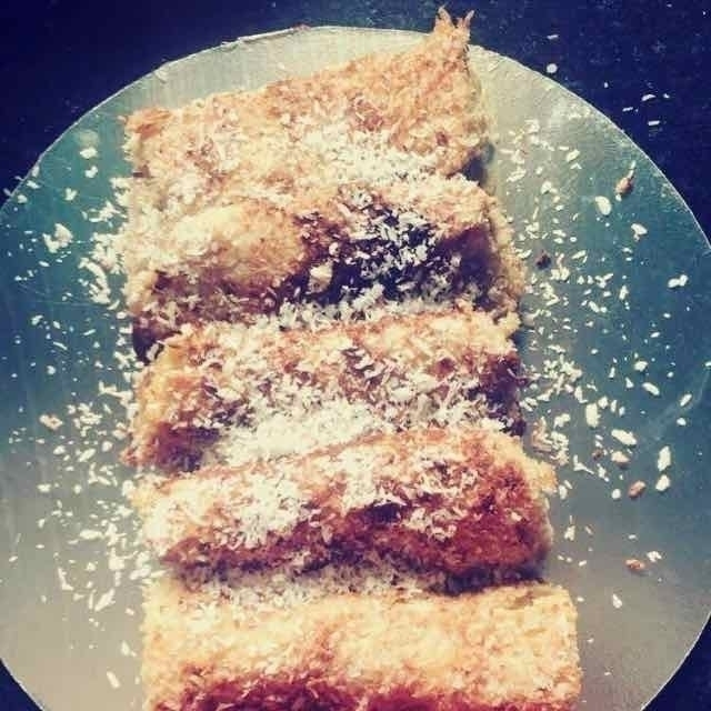 Photo of Mawa Coconut Roll by Kajal Arora at BetterButter