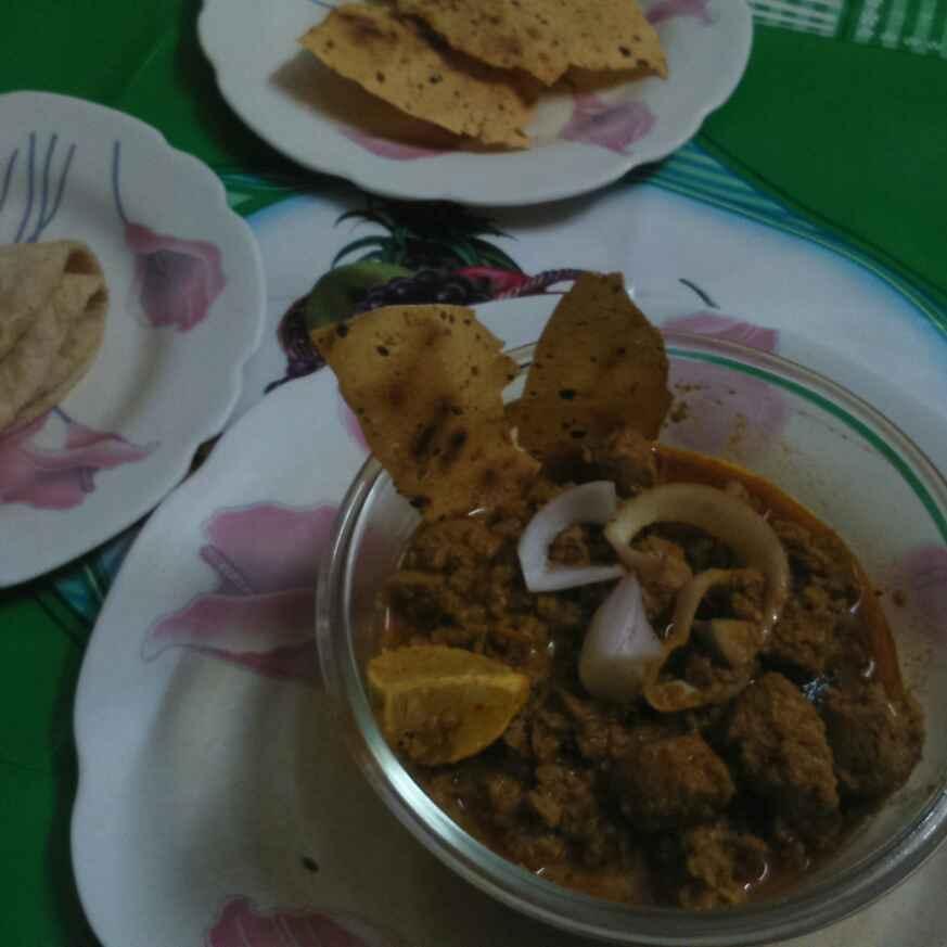 How to make Veg Soy Korma