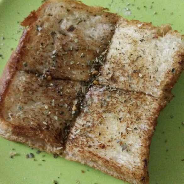How to make चीज़ ब्रेड