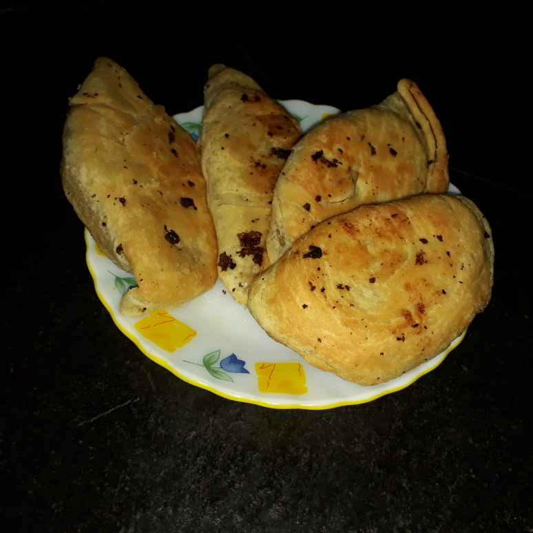 Photo of Leftover chicken patis by KAKALI DAS at BetterButter