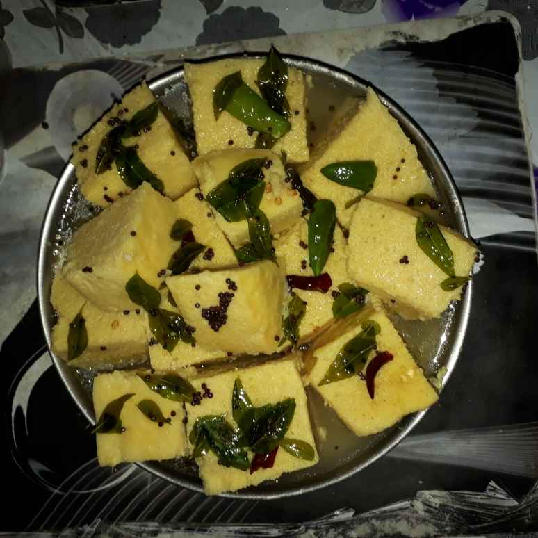 Photo of dhokla by KAKALI DAS at BetterButter