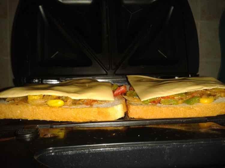 Photo of pizza bread by kala sriram at BetterButter